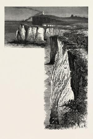 The North Foreland, the South Coast, UK, 19th Century