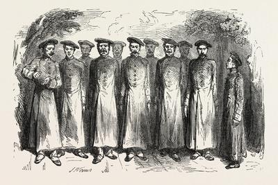Cossack Songs by a Chorus of Russian Prisoners. 1855