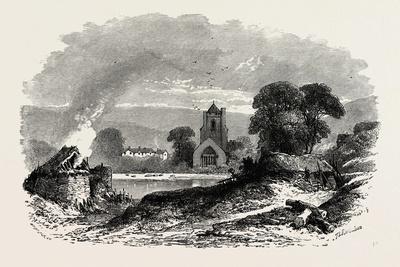 Etchingham Church, the South Coast, UK, 19th Century