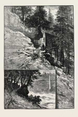 On the Path to Whirlpool, Canada, Nineteenth Century