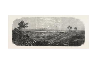 The Gold Fields of Australia: Mount Ararat, 1865