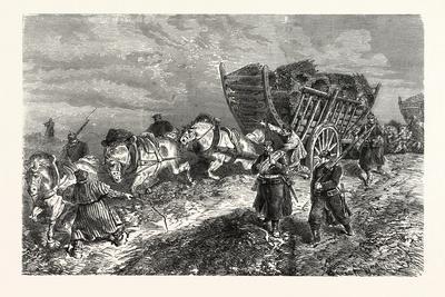 Franco-Prussian War: Procuring of Materials