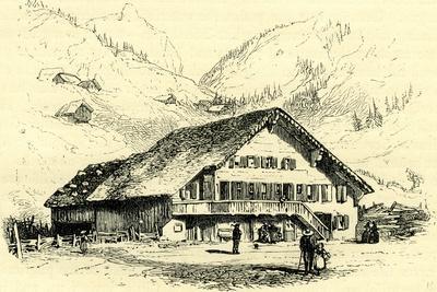 The Pension-Chalet Rougemont Switzerland