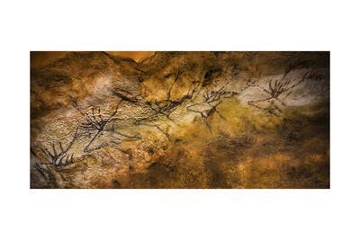 Lascaux Cave Painting, Bordeaux, France