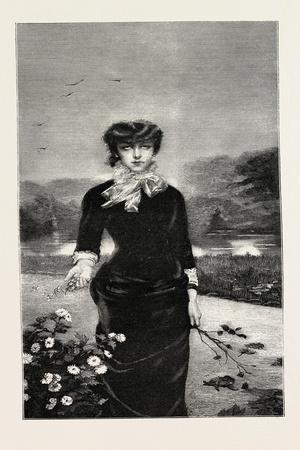 Autumn, Fashion, 1882