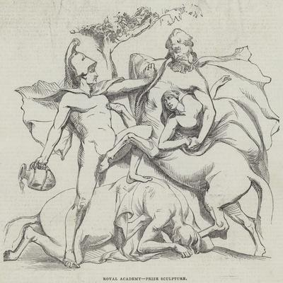Battle of the Centaurs and the Lapithae