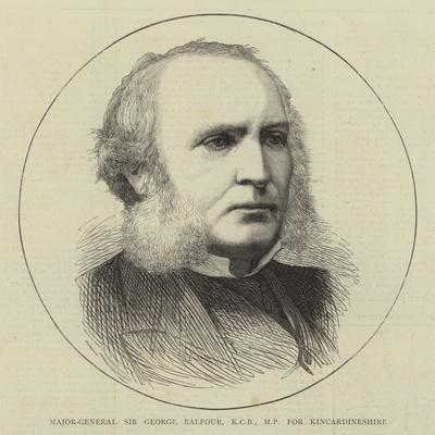 Major-General Sir George Balfour