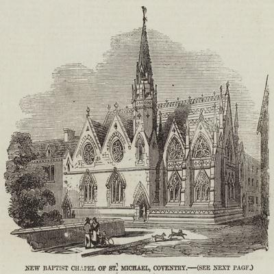 New Baptist Chapel of St Michael, Coventry