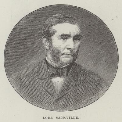 Lord Sackville