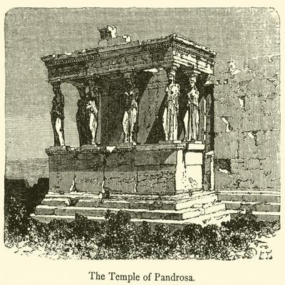 The Temple of Pandrosa