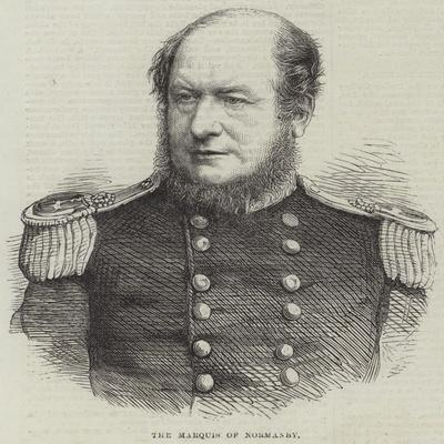 The Marquis of Normanby