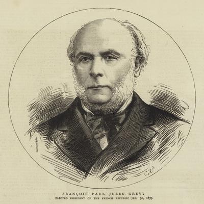 Francois Paul Jules Grevy