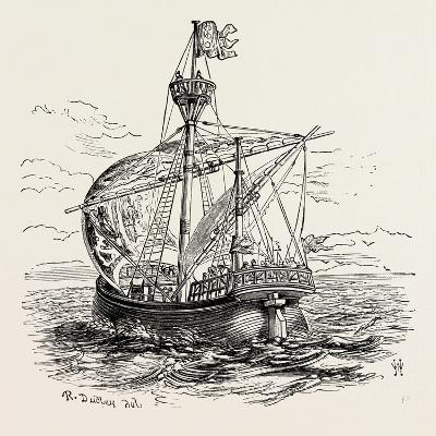 The Moira the Ship of William I