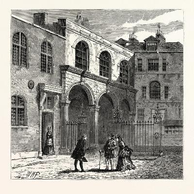 The Fourth Salters' Hall London