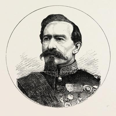 Franco-Prussian War: General Legrand