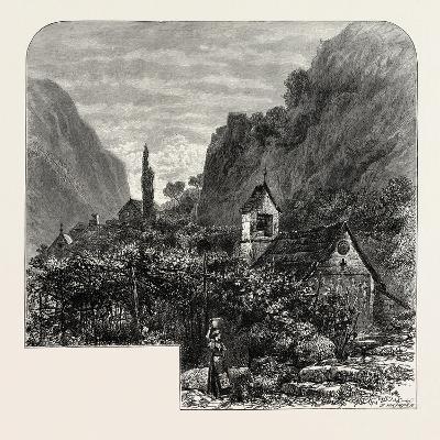 In Kuntersweg, Italy, 19th Century