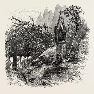 Vineyard Watchman, Botzen, Italy, 19th Century