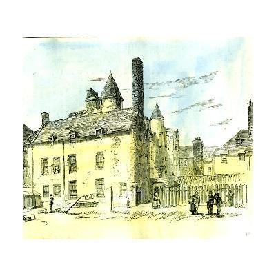 Aberdeen Uk Guest Row No. 45 1885