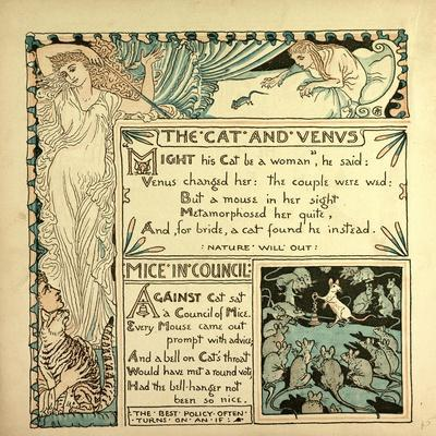 The Cat and Venus Mice in Council
