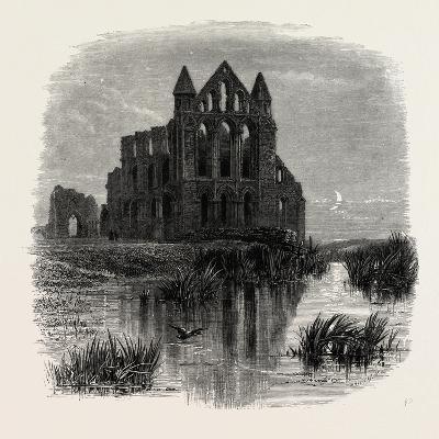 Whitby Abbey, UK, 19th Century
