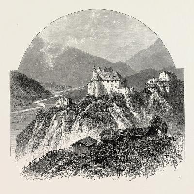 Schloss Tyrol, Austria, 19th Century