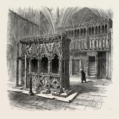 St. Alban's Shrine, UK, 19th Century