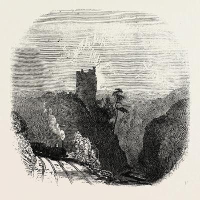 The Caledonian Railway: Woodhouse Tower, UK, 1847