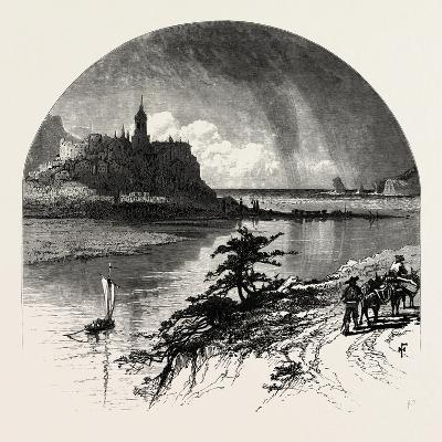 Fuenterrabia, Spain, 19th Century