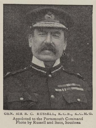 General Sir B C Russell