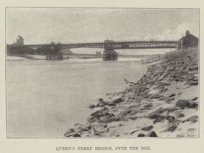 Queen's Ferry Bridge, over the Dee