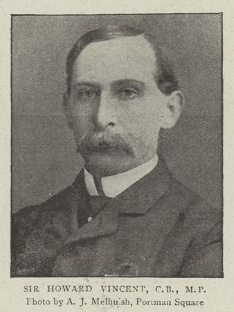 Sir Howard Vincent