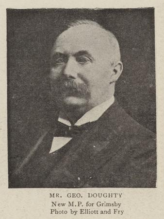 Mr George Doughty