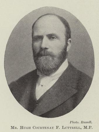 Mr Hugh Courtenay F Luttrell