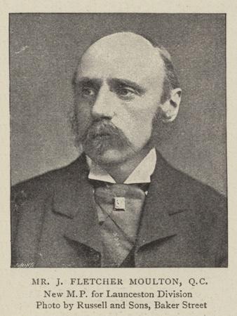 Mr J Fletcher Moulton