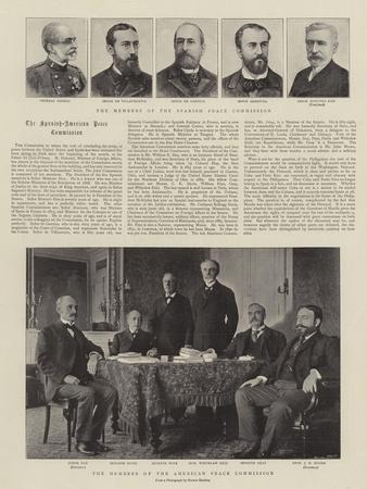 The Spanish-American Peace Commission