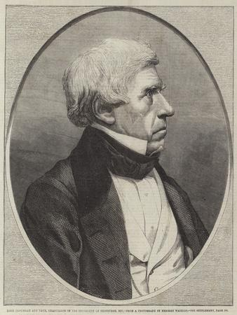 Lord Brougham and Vaux, Chancellor of the University of Edinburgh, Etc