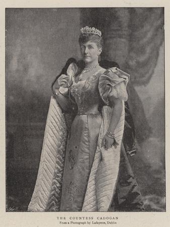 The Countess Cadogan