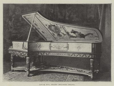 Louis XVI Erard Boudoir Grand
