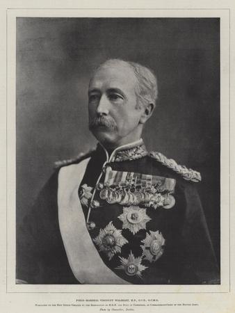 Field-Marshal Viscount Wolseley