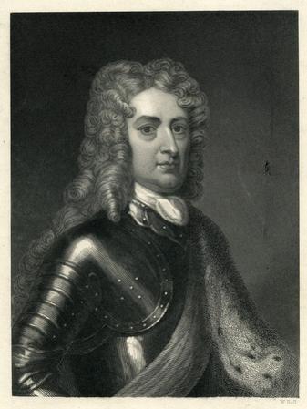 Portrait of John Churchill, 1st of Duke of Marlborough (1650-1722)