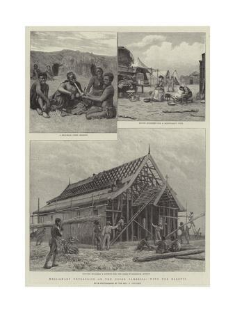 Missionary Enterprise on the Upper Zambesia, with the Barotsi