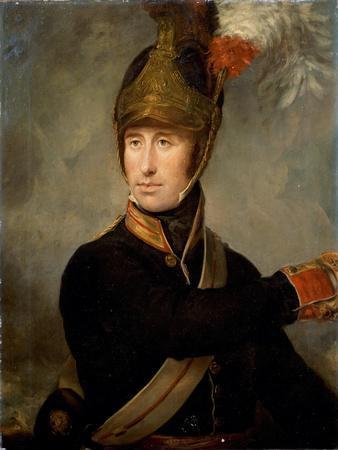 Captain William Tyrwhitt Drake, Royal Horse Guards, C.1815
