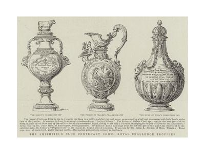 The Smithfield Club Centenary Show, Royal Challenge Trophies