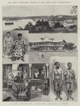 The Benin Expedition, Scenes in the Niger Coast Protectorate