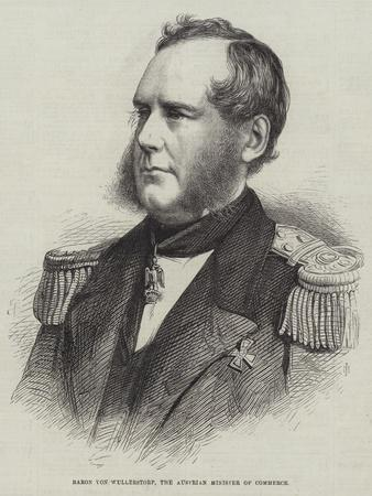 Baron Von Wullerstorf, the Austrian Minister of Commerce