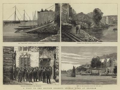 A Visit to the British Seamen's Orphan Home at Brixham