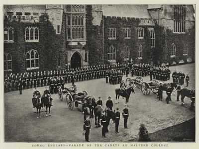 Young England, Parade of the Cadets at Malvern College