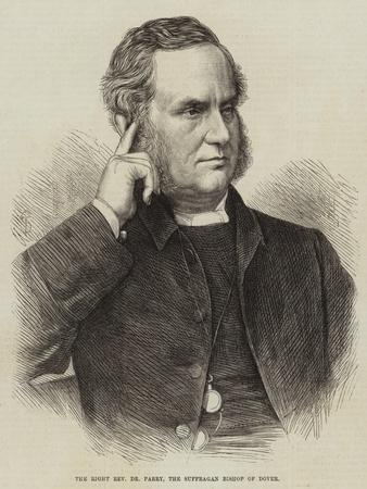 The Right Reverend Dr Parry, the Suffragan Bishop of Dover