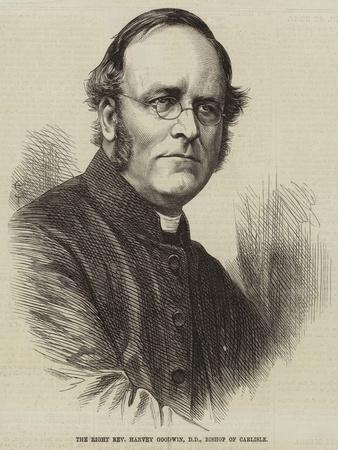 The Right Reverend Harvey Goodwin, Dd, Bishop of Carlisle