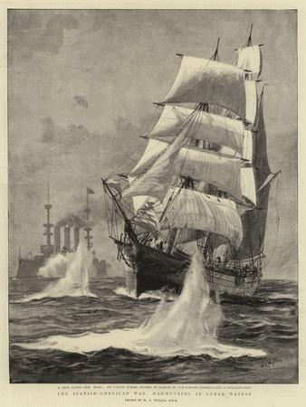 The Spanish-American War, Manoeuvring in Cuban Water